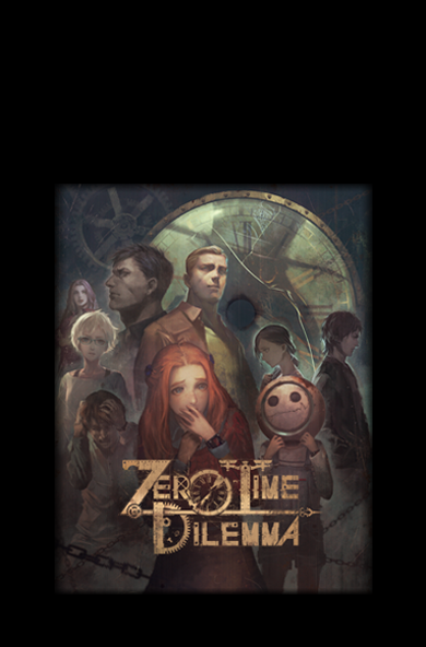 Volume III: Zero Time Dilemma [PlayStation®4, PlayStation®Vita, Nintendo 3DS]